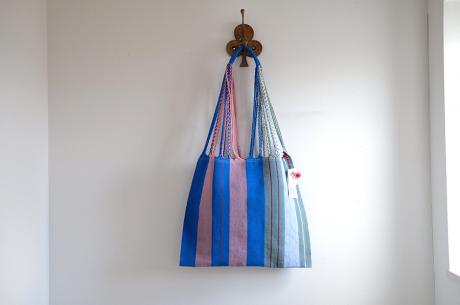 【hacu ATELIER2C select】HAMMOCK BAG ASYMMETRY
